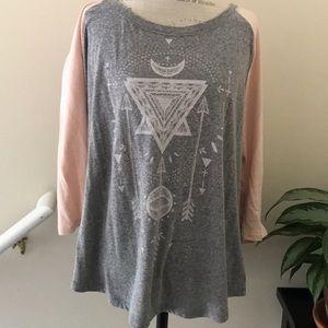 Torrid t-shirt, size 2